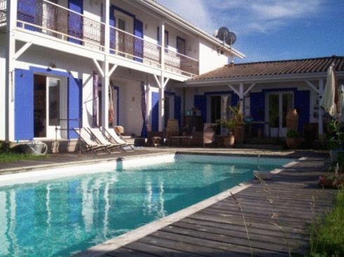 Hotel Pictures: La Maison de la Plage, Andernos-les-Bains
