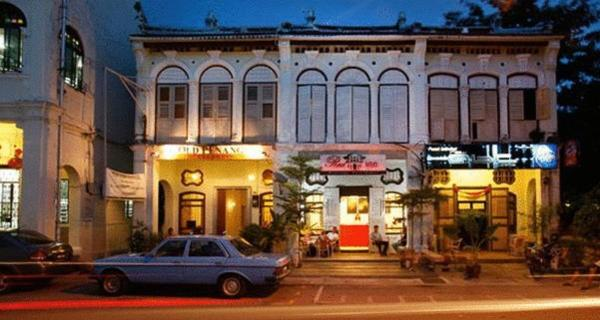 Hotelbilleder: Red Inn Penang, George Town