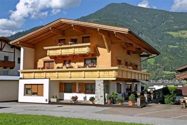 Fotografie hotelů: Gästehaus Pircher, Ried im Zillertal