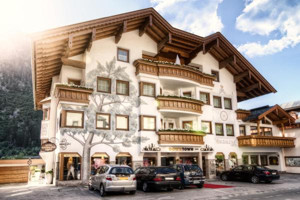 Zdjęcia hotelu: Hotel Magdalena, Mayrhofen