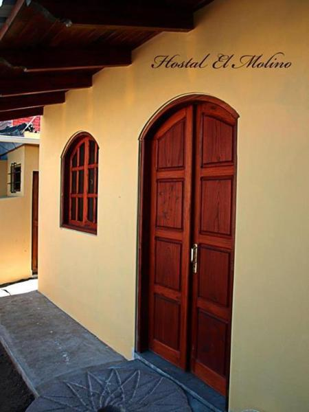 Foto Hotel: Hostal El Molino, El Carmen