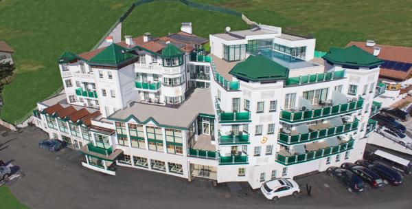 Φωτογραφίες: Hotel Jennys Schlössl, Serfaus