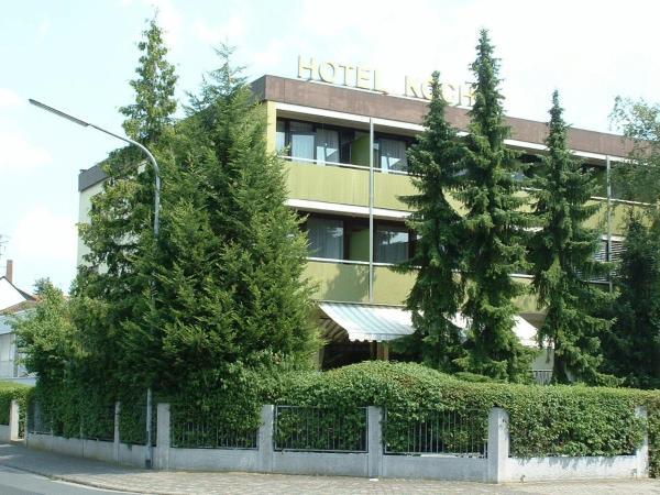Hotelbilleder: Hotel Koch Maingau, Obertshausen
