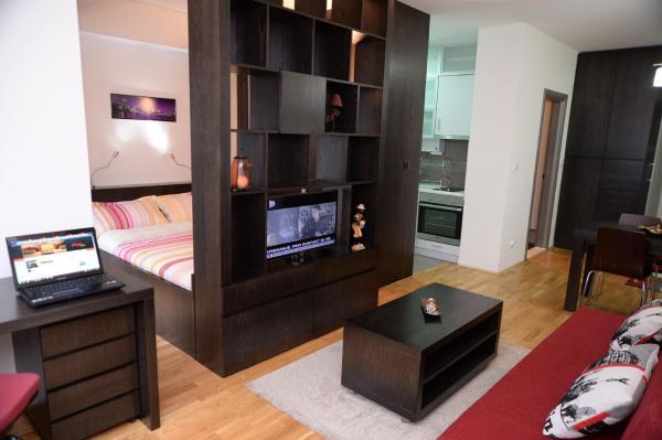 Exclusive Studio Apartment - N. N. Borce Str.