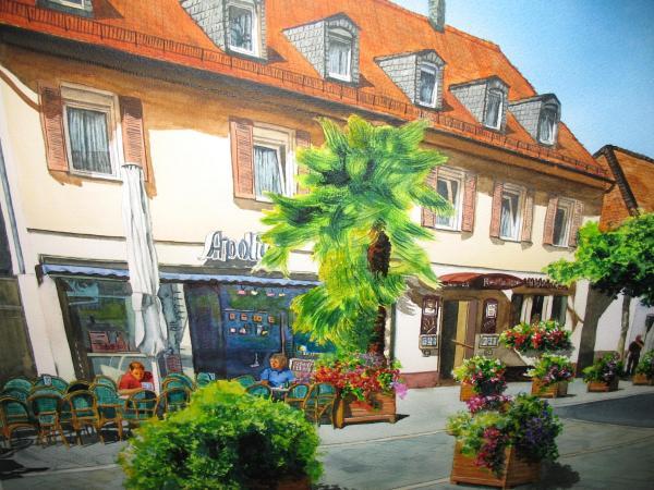 Hotel Pictures: Hotel am Schloss Darmstaedter Hof, Bad Homburg vor der Höhe