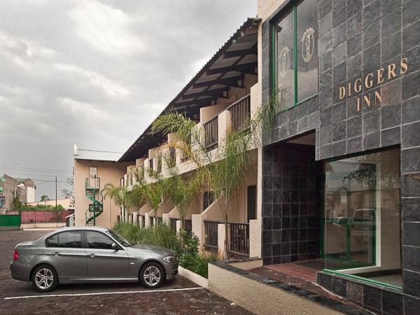 Hotel Pictures: Diggers Inn, Francistown