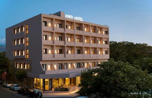 Φωτογραφίες: Kriti Hotel, Χανιά