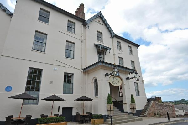 Hotel Pictures: Royal Hotel, Ross on Wye