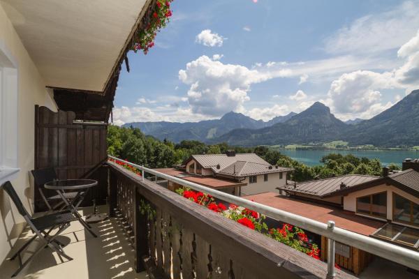 Hotelbilleder: Pension Rudolfshöhe, St. Wolfgang