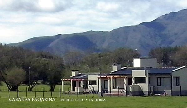 Zdjęcia hotelu: Cabañas Paqarina, Tafí del Valle
