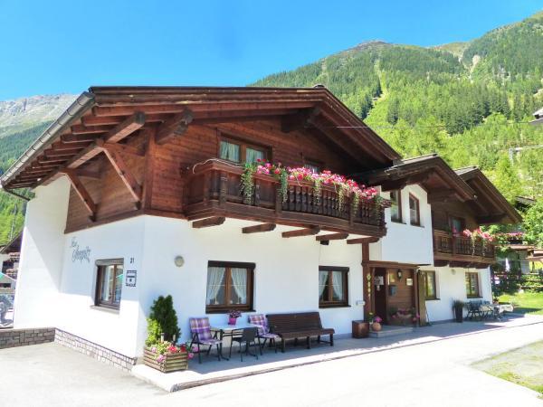 Fotos de l'hotel: Haus Alpengruß & Seespitz, Längenfeld