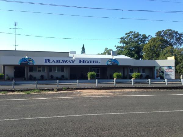 Hotellbilder: Railway Hotel Bundaberg, Bundaberg