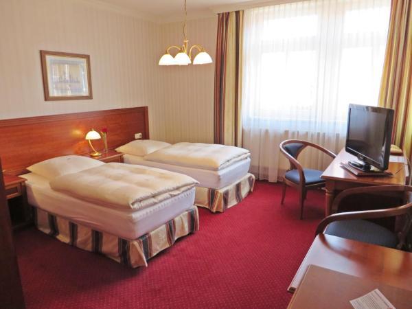 Hotelbilleder: Hotel Roseneck, Hagenow