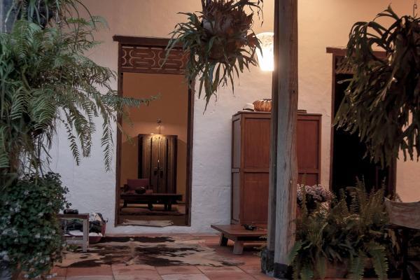 Hotel Pictures: Casa de la Estacion, Tobia