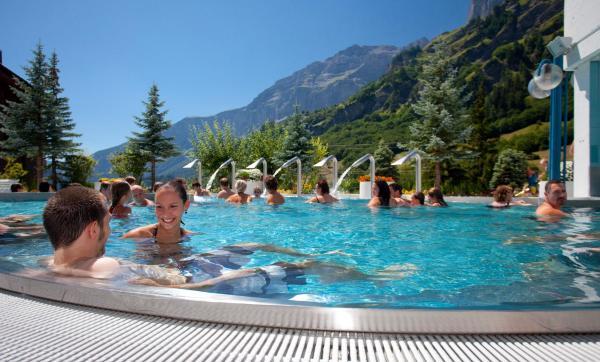 Hotel Pictures: Hotel Alpenblick, Leukerbad