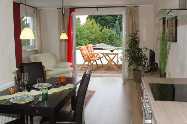 Hotelbilleder: Ferienwohnungen In den Wiesen Oranienburg, Oranienburg