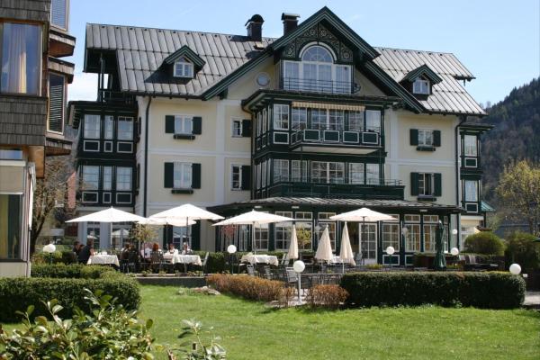 Zdjęcia hotelu: Hotel Brandauers Villen, Strobl