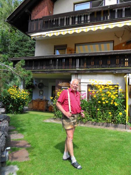 酒店图片: Appartements Binder, 巴德小基希海姆