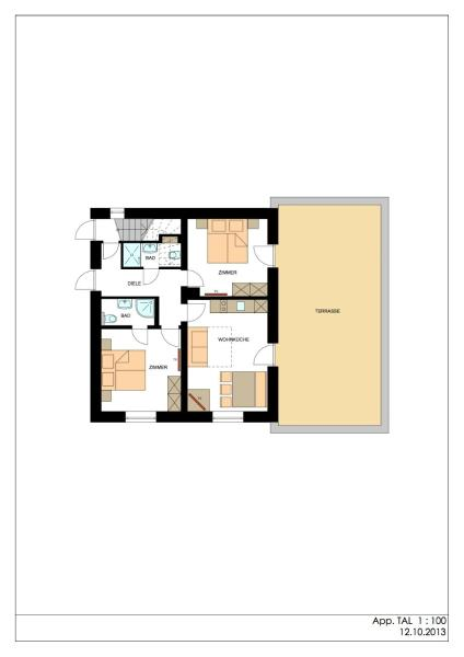 Apartment With Two Bathrooms