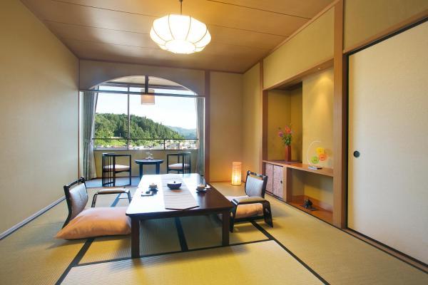 Japanese-Style Economy Room