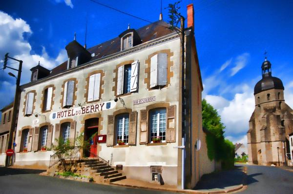 Hotel Pictures: Hôtel du Berry, Aigurande