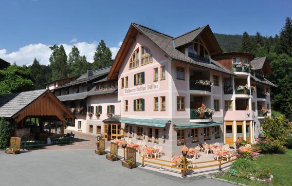 酒店图片: Hotel Löffele, Weissbriach
