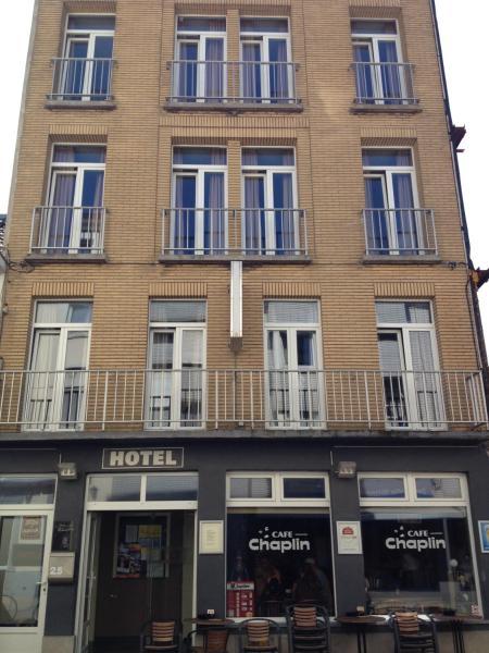 Foto Hotel: Hotel Chaplin, Blankenberge