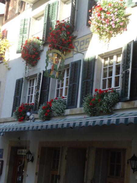Hotel Pictures: Hotel zum alten Schweizer, Twann