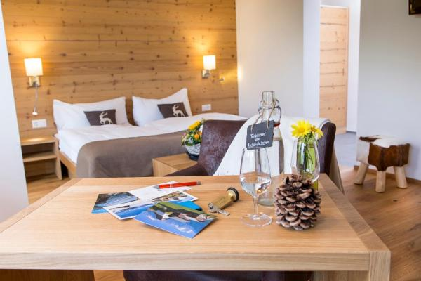 Superior Double Room with Balcony and Matterhorn View