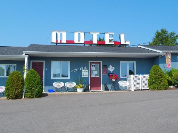 Hotel Pictures: Motel Cap Blanc, Kamouraska