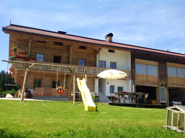Hotellikuvia: Ferienhof Formegg, Hopfgarten im Brixental