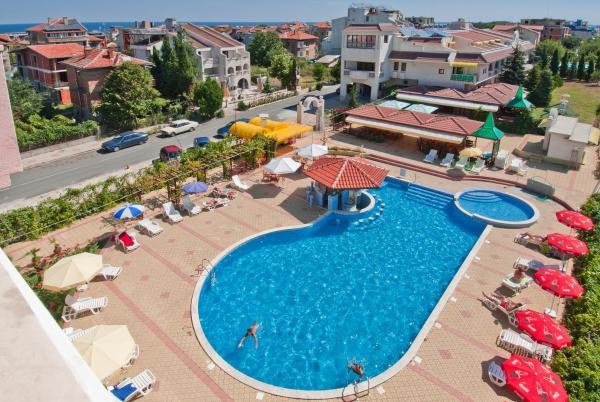 Φωτογραφίες: Hotel Stefanov 1, Lozenets