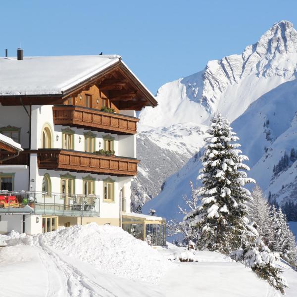 Hotellbilder: Pension Bergland, Lech am Arlberg