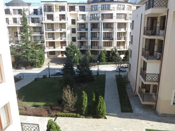 Fotos do Hotel: Iglika Apartment, Golden Sands