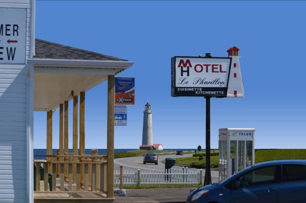Hotel Pictures: Hôtel-Motel Le Pharillon, Cap-des-Rosiers