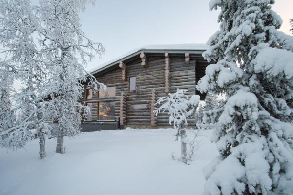 Hotellikuvia: Villa Kuusirinne, Ruka