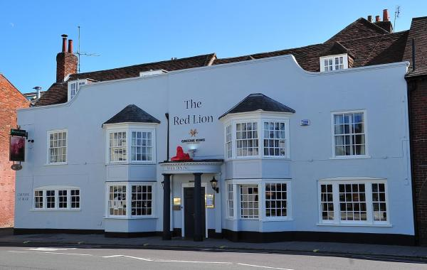 Hotel Pictures: Red Lion Hotel, Fareham