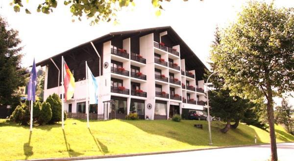 Hotel Pictures: Hotel Almberg, Mitterfirmiansreut