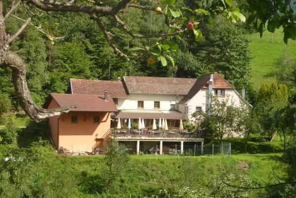Hotel Pictures: , Sainte-Croix-aux-Mines