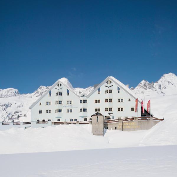 Hotellikuvia: Alpenhotel St.Christoph, Sankt Christoph am Arlberg