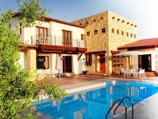 Hotel Pictures: Villa Grand Zeus, Anoyira