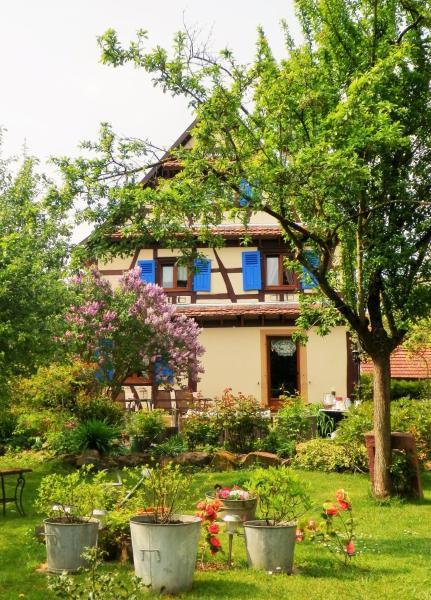 Hotel Pictures: Le Jardin de l'Ill, Huttenheim
