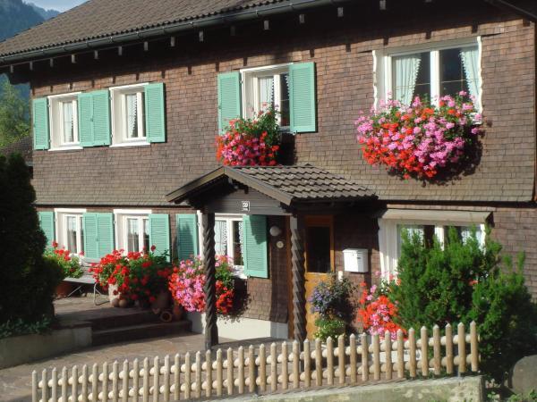 Photos de l'hôtel: Apartment Sutterlüty, Bezau