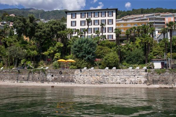 Hotel Pictures: Hotel Garni Rivabella au Lac, Brissago