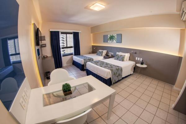 Executive Twin Room with Ocean View