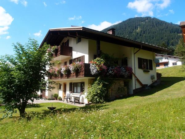 Hotellikuvia: Haus Patria, Sankt Gallenkirch