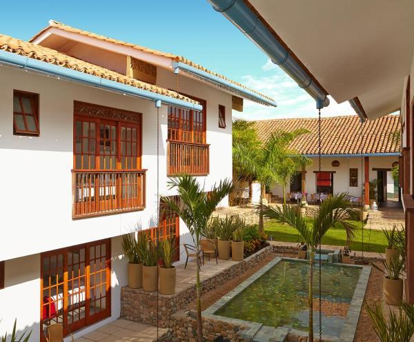 Hotel Pictures: Hotel Casa Blanca, Guaduas
