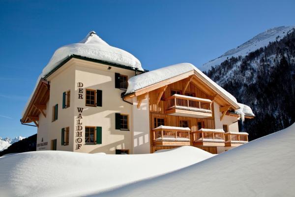 Hotelbilder: Der Waldhof, Sankt Anton am Arlberg