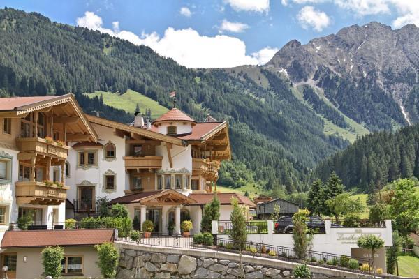 Fotografie hotelů: Landhaus Haberl, Gerlos