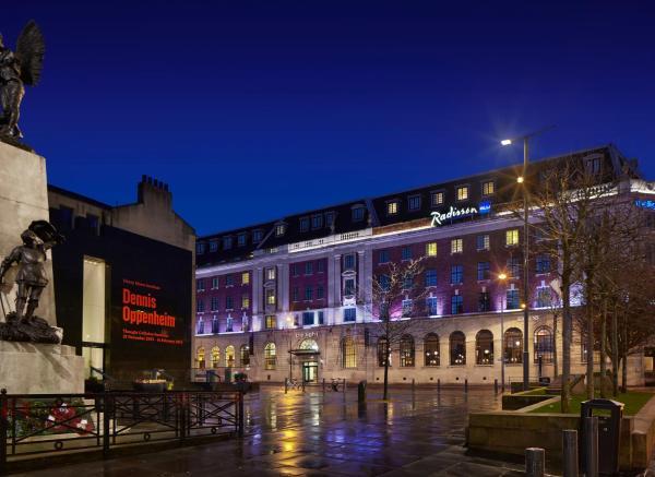 Hotel Pictures: Radisson Blu Hotel, Leeds, Leeds